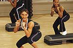 Photo of high intensity interval training