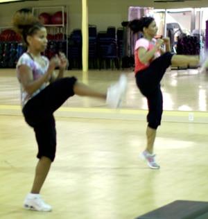 Lorraine and Jai