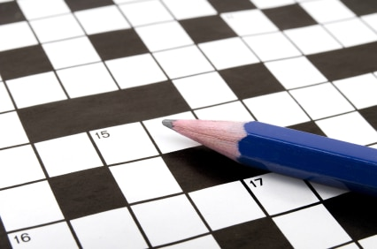 Cardio Workout System Crossword