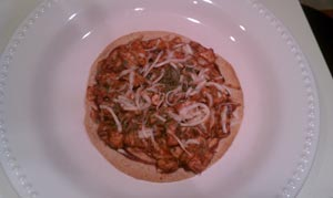 Healthified BBQ Pizza by GLee