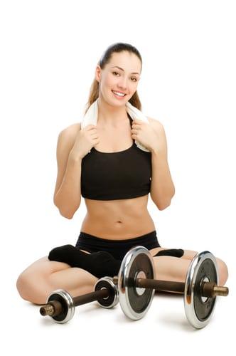 Weight loss supplement ads