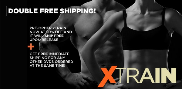 Double Free Shipping When You Pre-Order XTRAIN