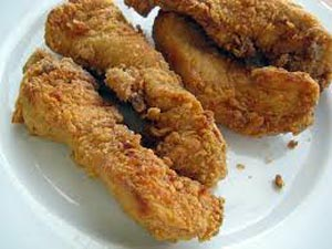 Homemade Chicken Fingers by marcy
