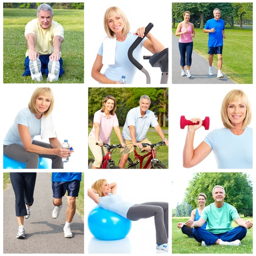 5 Ways Exercise Slows Down the Aging Process