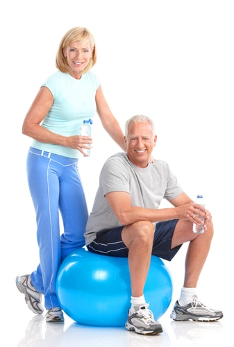 You Shrink With Age but Exercise Can Help