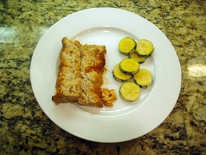 Savory Turkey Meatloaf by Amanda S.