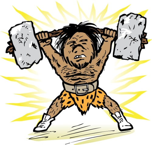 Workout Like a Caveman: Exercise to Complement the Paleo Diet