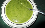 Greek Yogurt Broccoli Soup by Dusty