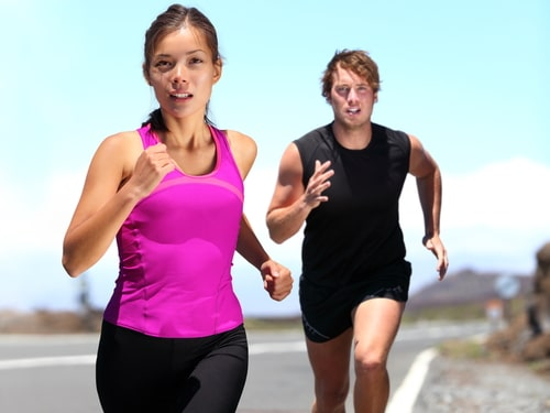 The Effect of High Impact Exercise on Knee Health