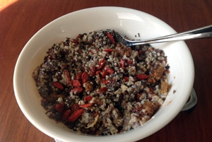 Superfoods Oatmeal by bpcw