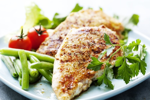 Maintaining Weight Loss: The Composition of What You Eat Matters
