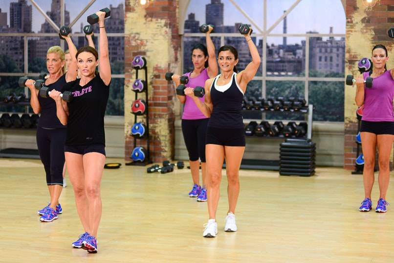 Caloric Expenditure in Different Modes of Exercise