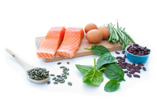 10 Protein-Packed Foods