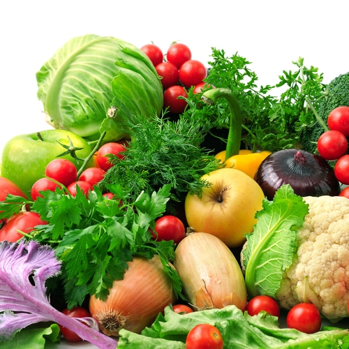 Love Those Veggies! New Study Finds Link Between Polyphenols and Longevity