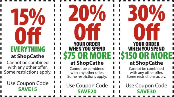 CatheDiscount Coupons