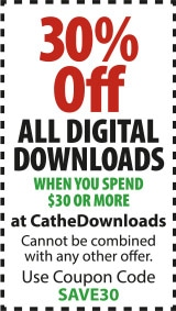 Save 30% off Cathe downloads