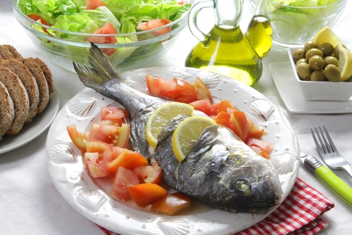 Try a Mediterranean Diet for Better Health and a Longer Life