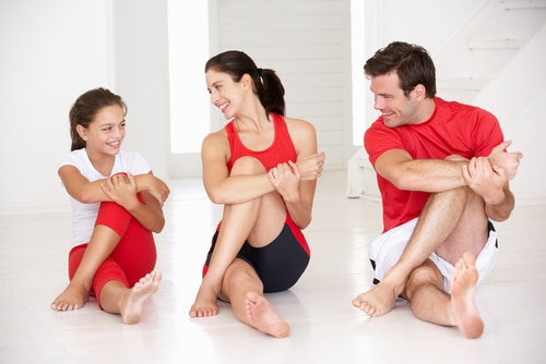 How Does the Fitness Level of Kids Today Compare to Their Parents?