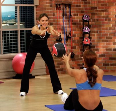 Shake Up Your Fitness Routine With a Medicine Ball