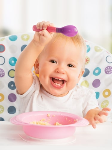 Are Babies and Kids With Hearty Appetites More Likely to Become Obese?