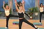 Cathe Friedrich's Beginner Workout Exercise DVDs