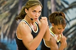 Cathe Friedrich's Kickbox Workout Exercise DVDs