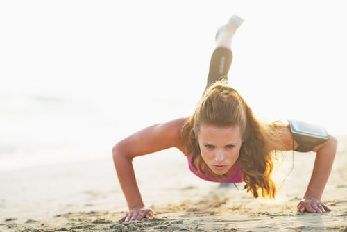 Push-Up Benefits: Getting the Most Out of Push-Ups