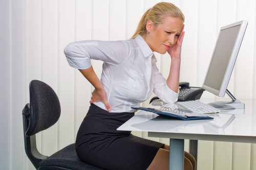 5 Ways a Desk Job Negatively Impacts Your Health