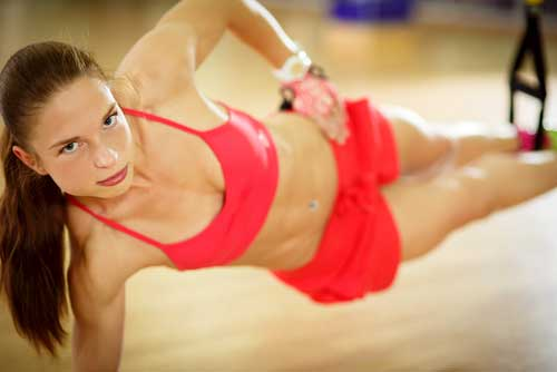 4 Signs That Your Core Muscles Are Weak