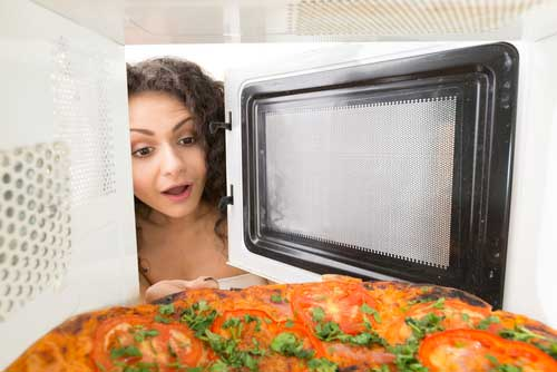 Is It Safe to Cook Food in a Microwave?