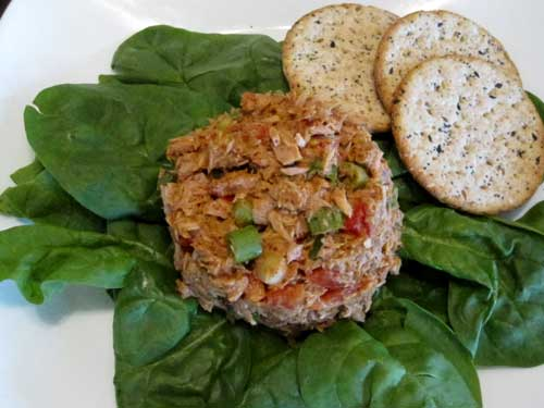 Spicy Fiesta Tuna Salad