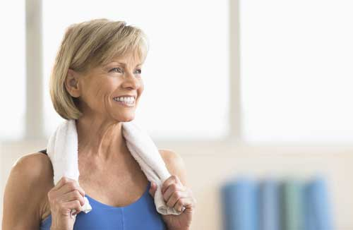 Can Exercise Help You Breeze Through Menopause