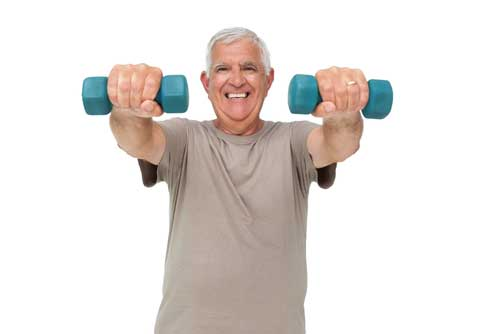 Recent Research Reveals New Insight as to Why People Lose Strength with Age