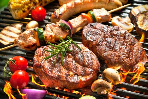 Make Your Next Summer Barbecue a Healthy One