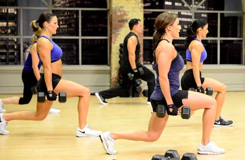 How to Get More Out of Lunges