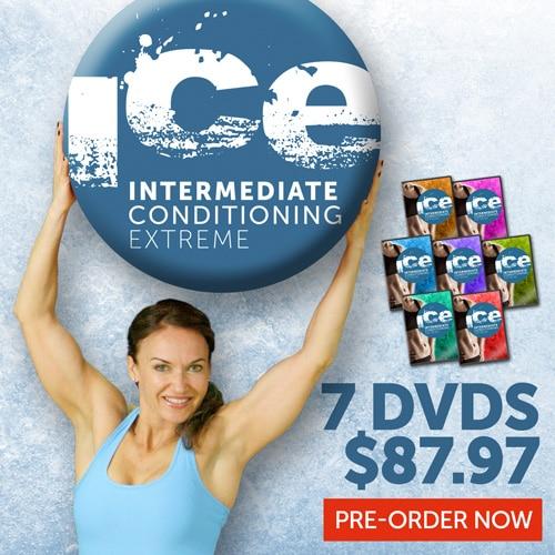 Pre-Order Cathe's ICE series