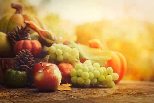 5 Healthy Fall Fruits and Vegetables to Fall in Love With