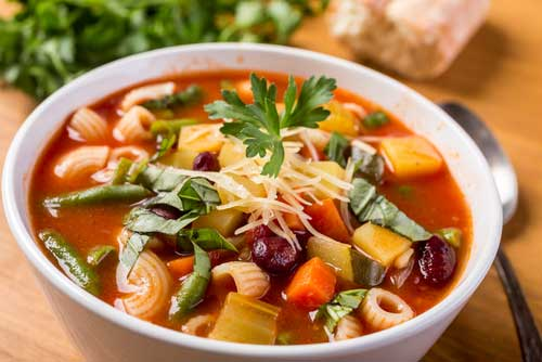 5 Steps to a Healthy Cup of Soup