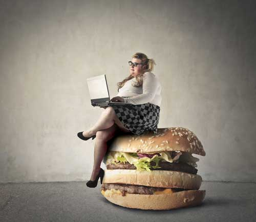 5 Ways Your Job is Making You Fat