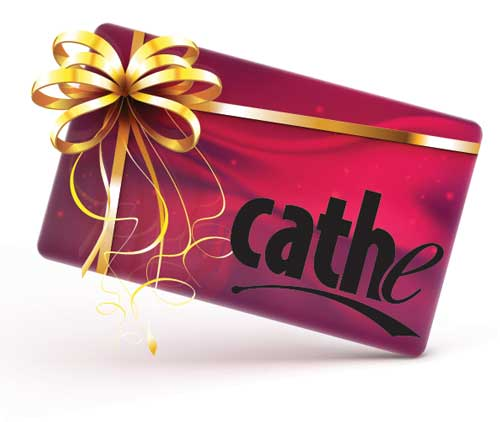 Cathe Holiday Gift Certificates