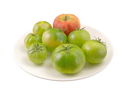 Can Apples and Green Tomatoes Help Your Muscles Stay Strong as You Age?