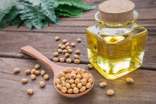 Soybean oil - it's in most of the products you buy at the grocery store and the foods you eat in restaurants, but is soybean oil really healthy?