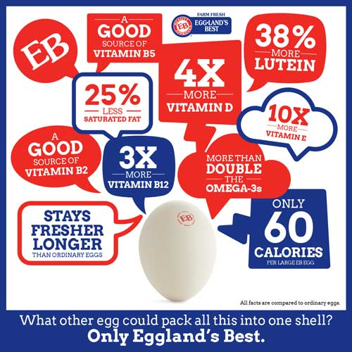 8 Surprising Facts About Eggs