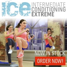 Coming Soon!  Cathe Friedrich's New ICE Series