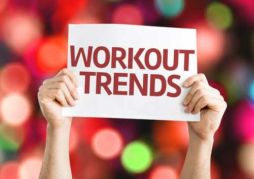 Top 2016 Fitness Trends