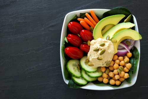 A Simple Approach to Healthy Eating: Power Bowls