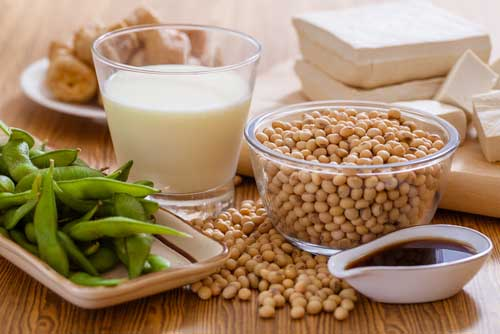 Soy Foods: They're Not All the Same