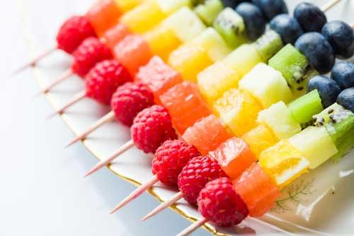 Summer Fruits: a Fiber-Rich Alternative to Dessert