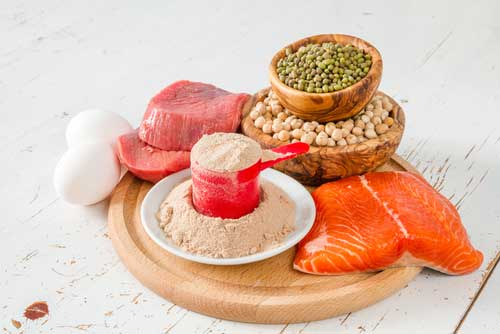 Can a High-Protein Diet Help Older Adults Lose Weight and Be More Functional?