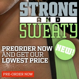 Pre-Order Cathe's New Workouts – The Strong & Sweaty Series